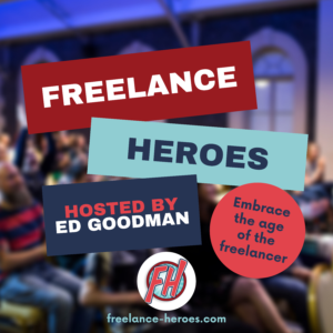 Freelance Heroes Podcast cover image